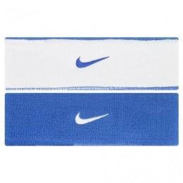Testeira Dupla Face Dri-Fit - Nike - Azul\Branco