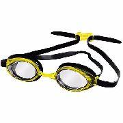 Óculos Natação Framer Speedo - Amarelo Cristal