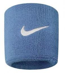 Munhequeira Peq Swoosh Wristband - Nike - Azul