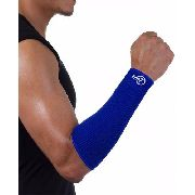 Protetor de Antebraço Volei Brac Azul