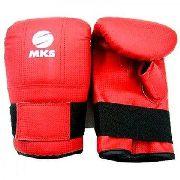 Luva Bate Saco Superfist Mks - Vermelha