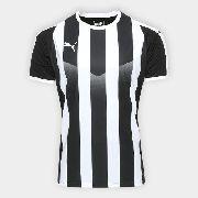 Camisa Puma Liga Jersey Striped Listrada - Original
