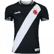 Camisa do Vasco da Gama I Diadora - Torcedor Preta