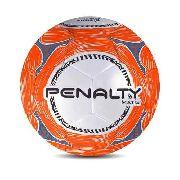 Mini Bola Penalty Matís Vii Ultra Fusion - Laranja e Branco