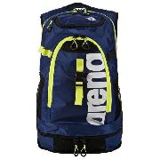 Mochila Arena Fastpack 2.1 Original - Azul / Amarelo