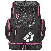 Mochila Arena Spiky 2 Backpack Spider Preto\Rosa- Original