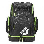 Mochila Arena Spiky 2 Backpack Spider Preto\Verde- Original