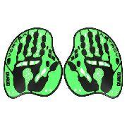 Palmar para Natação Arena Modelo Vortex Evolution - Verde\G