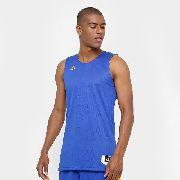 Camiseta Regata adidas Treino Reversivel - Azul amarelo. Página inicial  Vestuário Masculino c1c74e37402