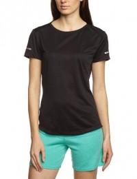 Camiseta Adidas Running Tee Feminina Preto - Original