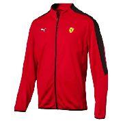 b6fa67e99d Jaqueta Puma Scuderia Ferrari T7 Track - Vermelho -original