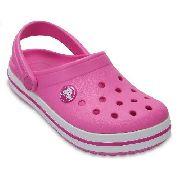 Sandália Crocs Crocband Adulto Party Pink Original + Nfe