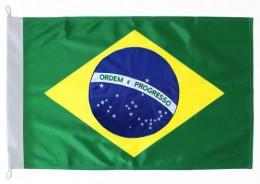 Bandeira 2 Panos Brasil - Myflag