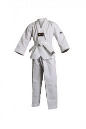 Kimono Dobok Adi-start Taekwondo adidas - Gola Branca