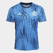 Camisa Flamengo Oficial adidas Jogo3 Original Nfe - 2018