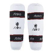 Protetor De Canela Strike Taekwondo Ultimate - Branco