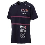 Camisa T-shirt Speedcat Evo Da Red Bull Racing - Original