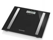 Balança Digital Multilaser Digi-Health Pro Preta - HC030 - Original