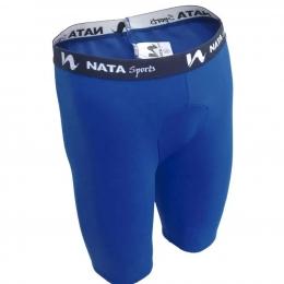 Bermuda Térmica Nata Sports - Azul