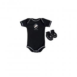 Body Infantil Vasco Torcida Baby - Unissex