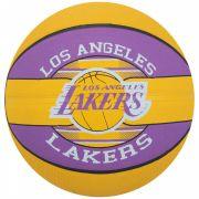 Bola Basquete Nba La Lakers Spalding T - 7