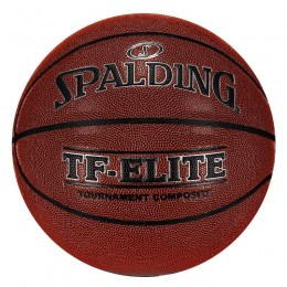 Bola Basquete Tf Elite Tournament composite Spalding T - 7