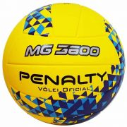 Bola De Volei Penalty Oficial Mg 3600 - Amarelo