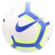 Bola Futebol Campo Réplica Brasil CBF Nike Strike - Branco