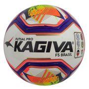 Bola Futsal Kagiva Pró F5 Brasil Oficial