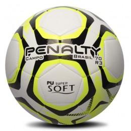 Bola Penalty Campo Brasil 70 R3 IX - Branco