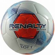 Bola Penalty Campo Player Super Soft - Branca