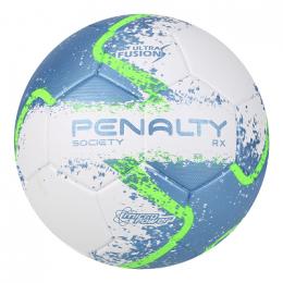 Bola Penalty Society RX Fusion R2 - Branco / Azul