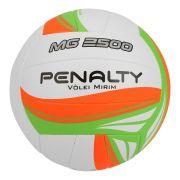 Bola Penalty Volei Mirim MG 2500 - Branco