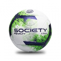 Bola Penalty Society Lider XXI - Branca/Azul