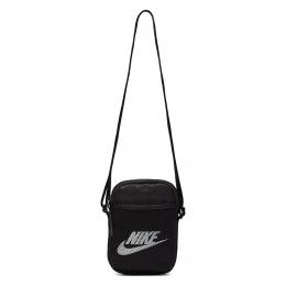 Bolsa Nike Shoulder Bag Heritage S Smit - Preto