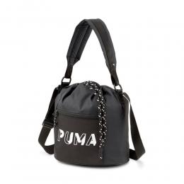 Bolsa Puma core base bucket - preto
