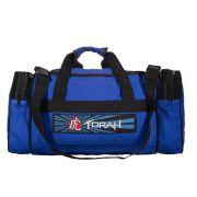 Bolsa Viagem Tecido Trançado Torah Azul
