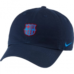 Boné Nike FC Barcelona Heritage 86 - Azul