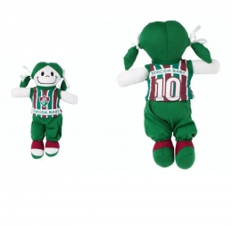 Boneca Torcedora Torcida Baby Fluminense