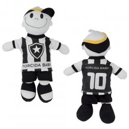 Boneco Torcedor Botafogo Torcida Baby