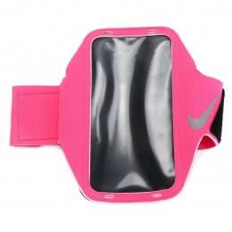 Braçadeira Nike Lean Arm Band Hyper - Rosa