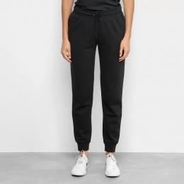 Calça Nike Moletom Sportswear Essential Feminina - preta