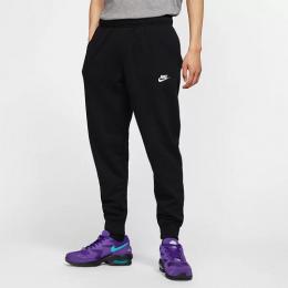 Calça Nike Moletom Sportwear Jogger FLC Club - preto