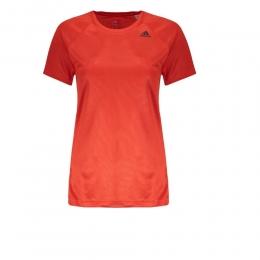 Camisa Adidas D2m - Vermelha - Feminina