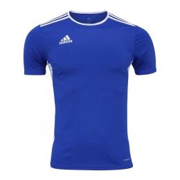 Camisa Adidas Entrada 18 Jsy Masculina - Azul