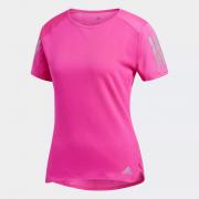 Camisa ADIDAS Feminina Response Shopin - Rosa