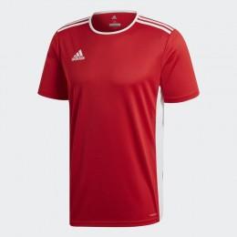 Camisa Adidas Masculina Entrada 18 Jsy - Vermelha
