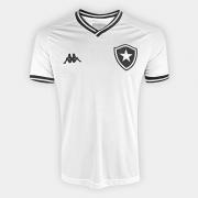 Camisa Botafogo Jogo 3 Kappa Oficial - Branca