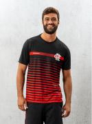 Camisa Braziline Date Flamengo - Preto