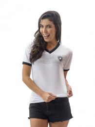 Camisa Braziline Evoke Feminina Botafogo